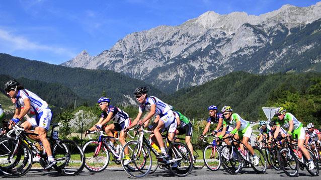 Foto auf Achensee Radmarathon