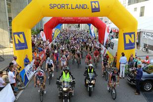 Start St. Pöltner Radmarathon