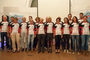 Austria-Top-Tour Siegerehrung 2015 in Mondsee (Foto: Peter Lukas)