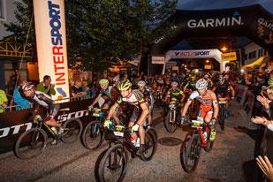 Start Salzkammergut Trophy 2016 - A-Strecke (Foto: Erwin Haiden)
