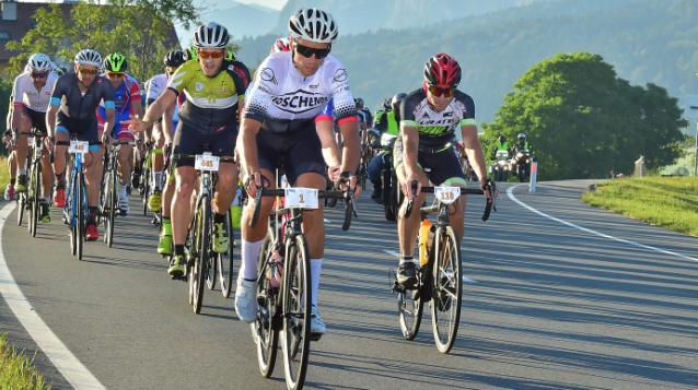 Mondsee Radmarathon (Foto: Uwe Brandl)