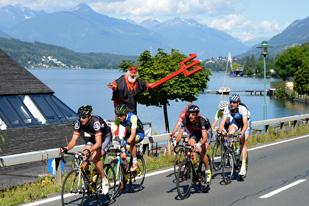 Kärnten Radmarathon Bad Kleinkirchheim (Foto: Ingo Wandler)