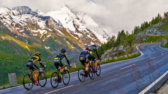 Großglockner Bike Challenge (Foto: Tomaz Druml)