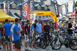 12. bis 14. Juli:Radmesse in Bad Goisern